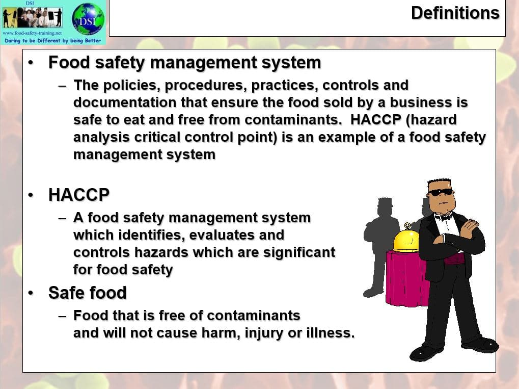 Blog Food Safety Training